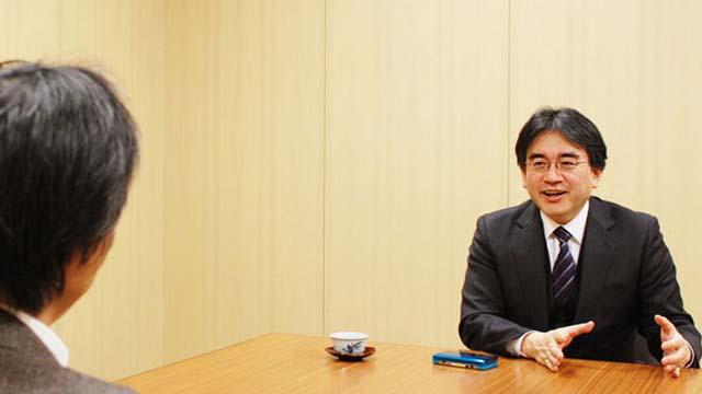 Iwata y Miyamoto