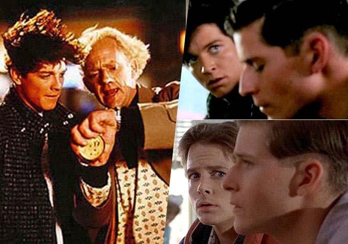 Erict Stolz como Marty McFly