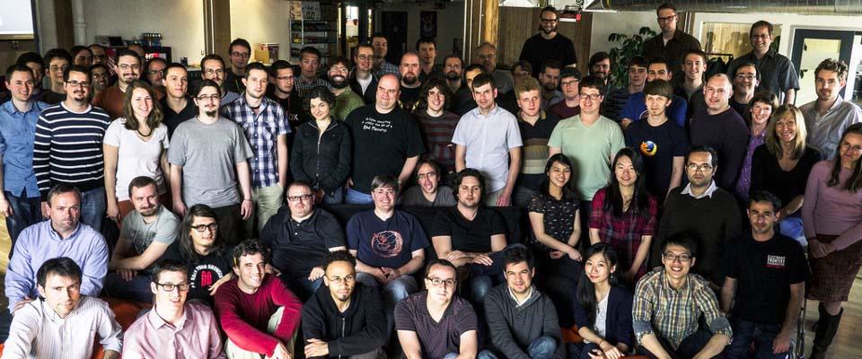 Equipo de Fundación Mozilla