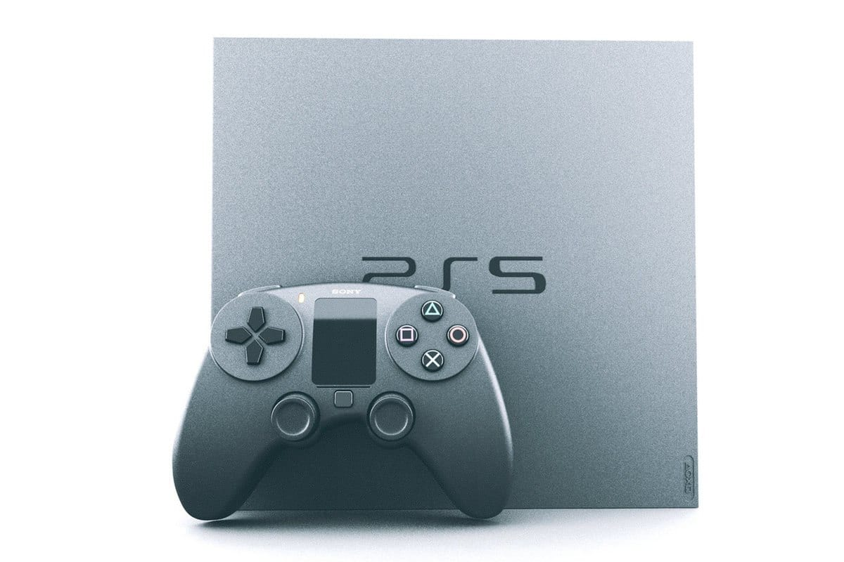 Fanmade PS5