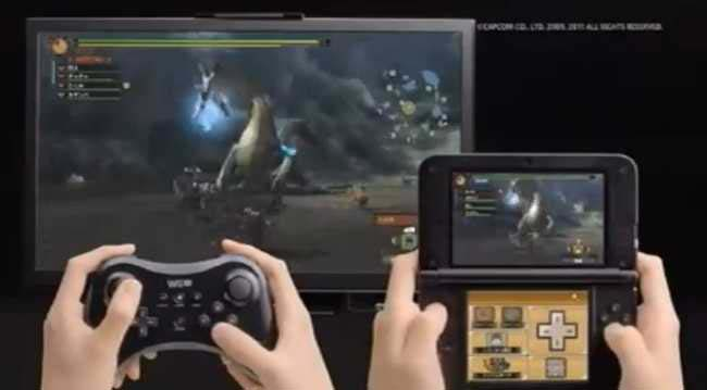 Cross-play entre Wii U y 3DS
