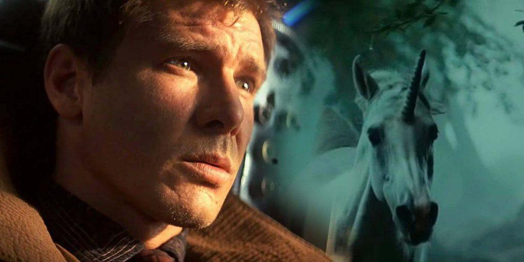 Rick Deckard y el famoso unicornio
