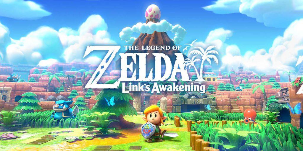 The Legend of Zelds: Link's Awakening