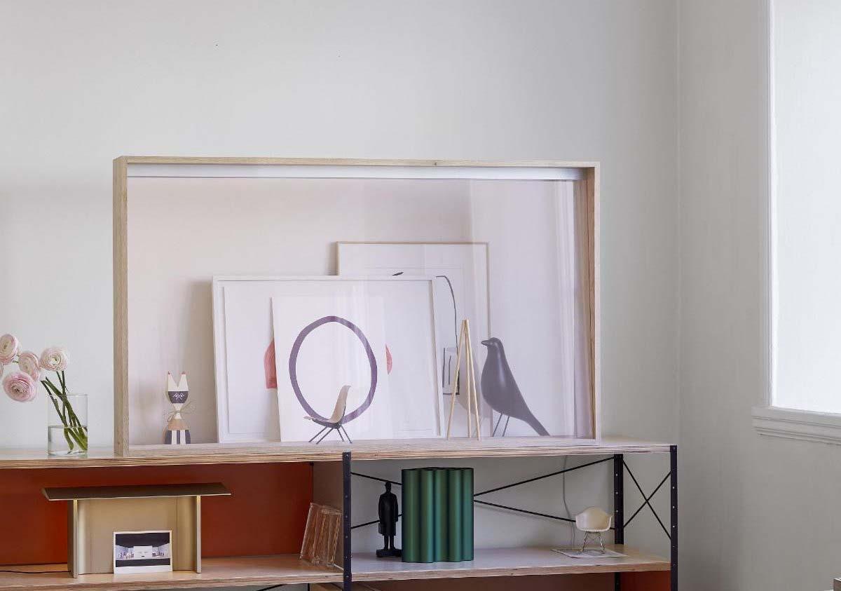 TV OLED transparente de Panasonic