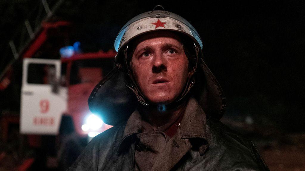 Adam Nagaitis en Chernobyl, de HBO