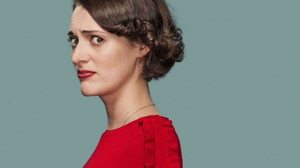 Phoebe Waller-Bridge en Fleabag