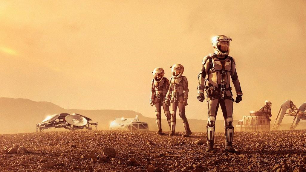 Portada de Mars