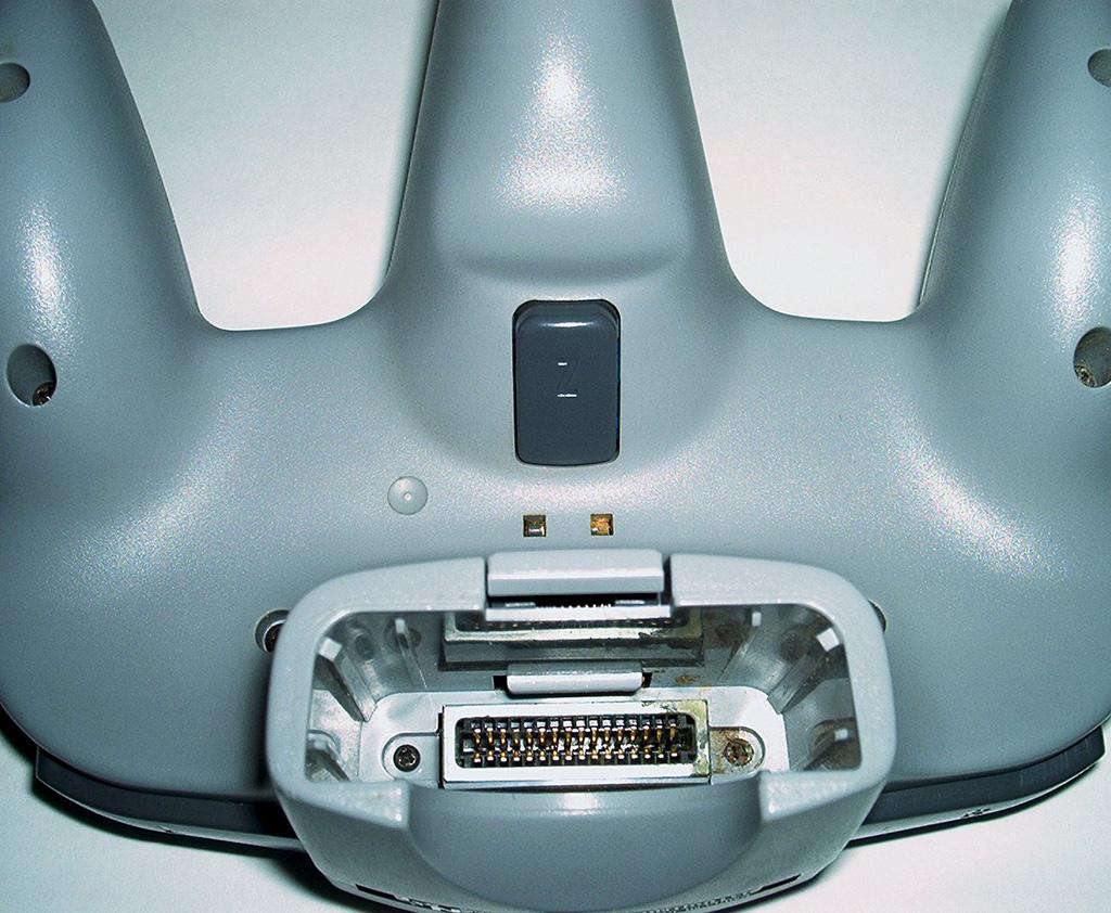 Gatillo analógico de Nintendo 64