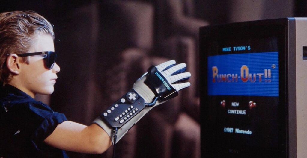 Anuncio del Power Glove