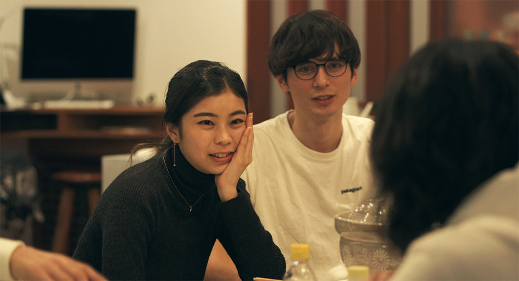 Participantes de Terrace House