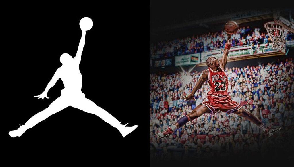 Air Jordan origen
