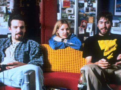 Ben Affleck, Joey Lauren Adams y Jason Lee en 'Persiguiendo a Amy'