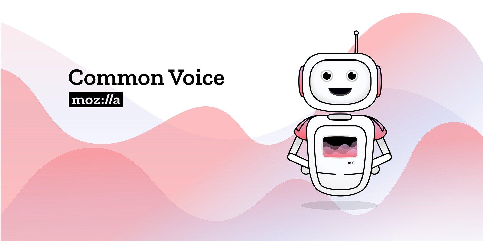 Common Voice, desarrollado por Mozilla
