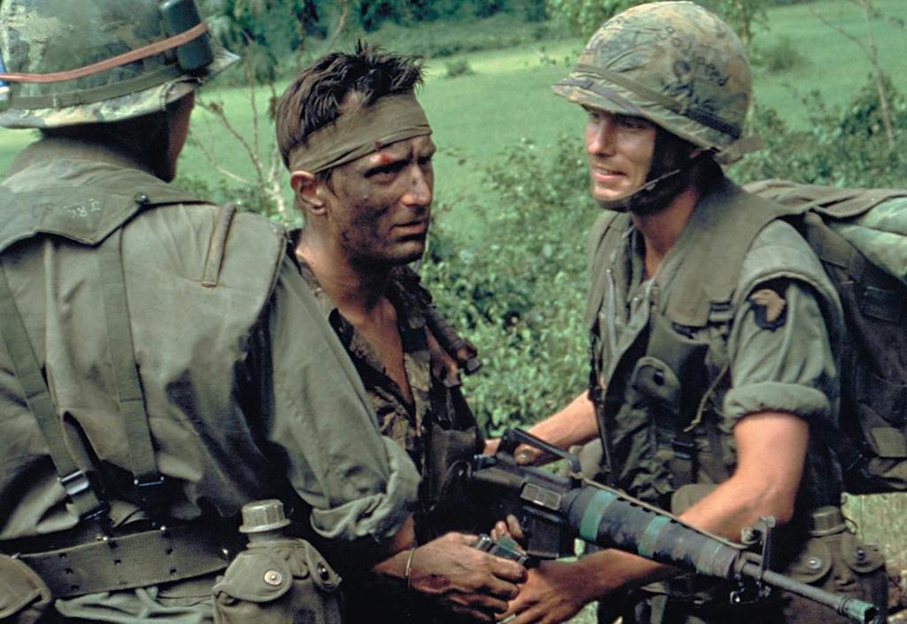 Robert De Niro en 'El cazador'