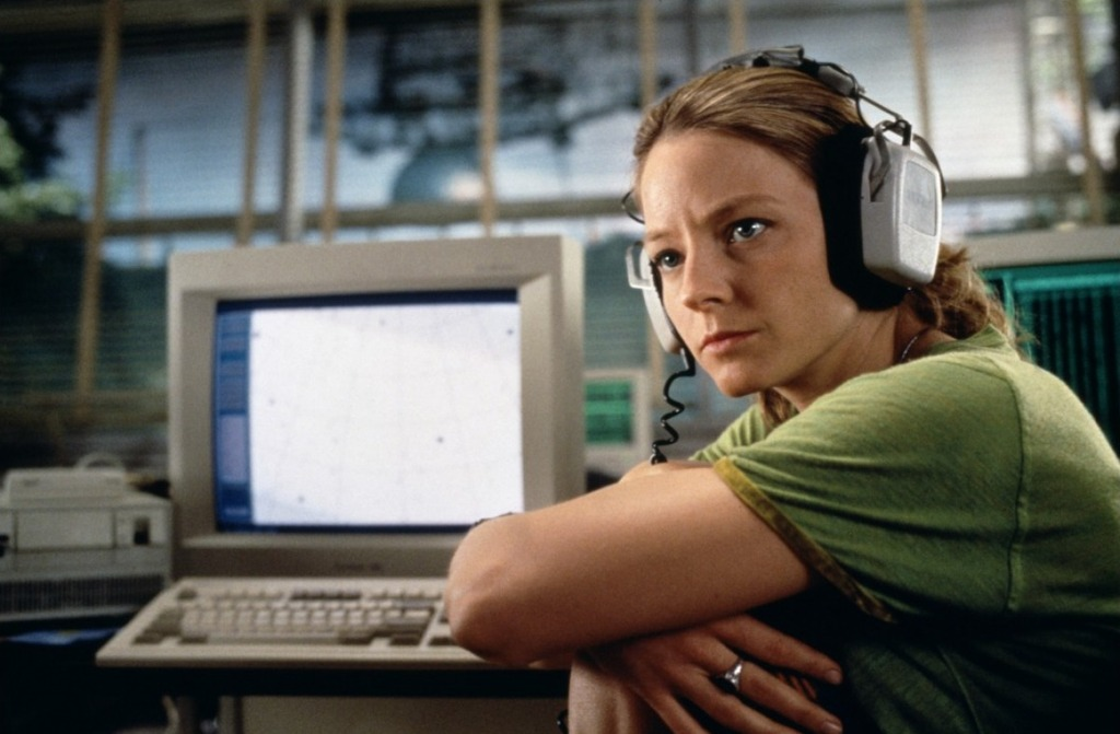 Jodie Foster en 'Contact'