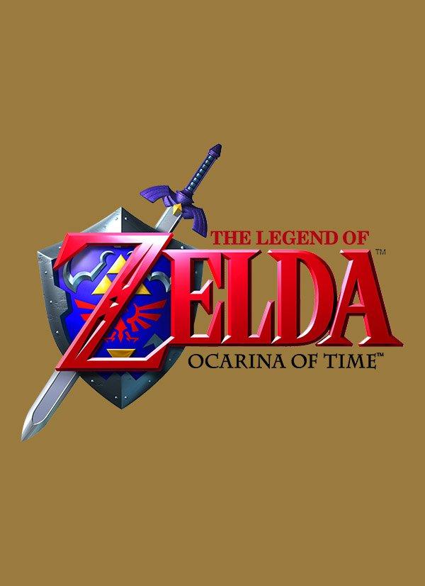 Logo The Legend of Zelda: Ocarina of Time