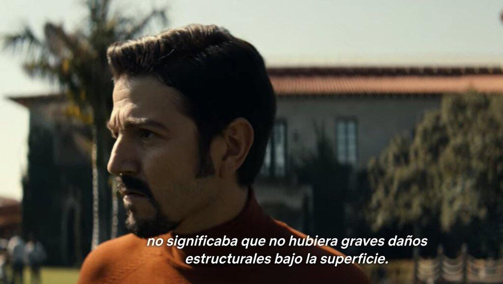 Subtítulos en Narcos