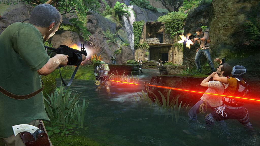 Multijugador Uncharted 4
