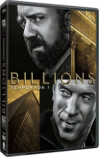 Billions (DVD y Blu-ray)