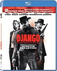 Django Desencadenado (Blu-ray)