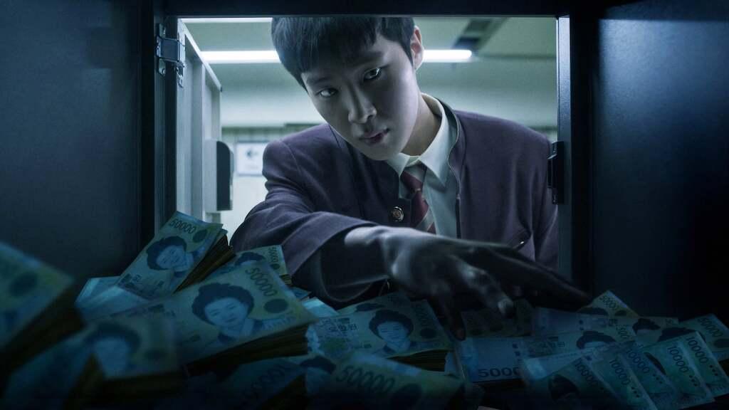 Dong-Hee Kim en el papel de Oh Jisoo