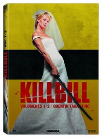 Kill Bill - Volúmenes 1-2 (Blu-ray)
