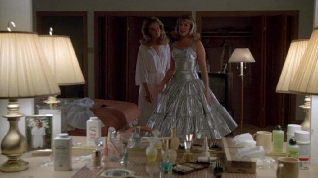 Escena del espejo de Peggy Sue