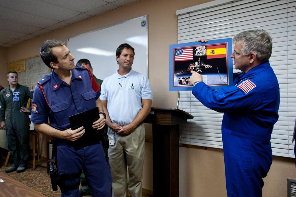 NASA-Zaragoza