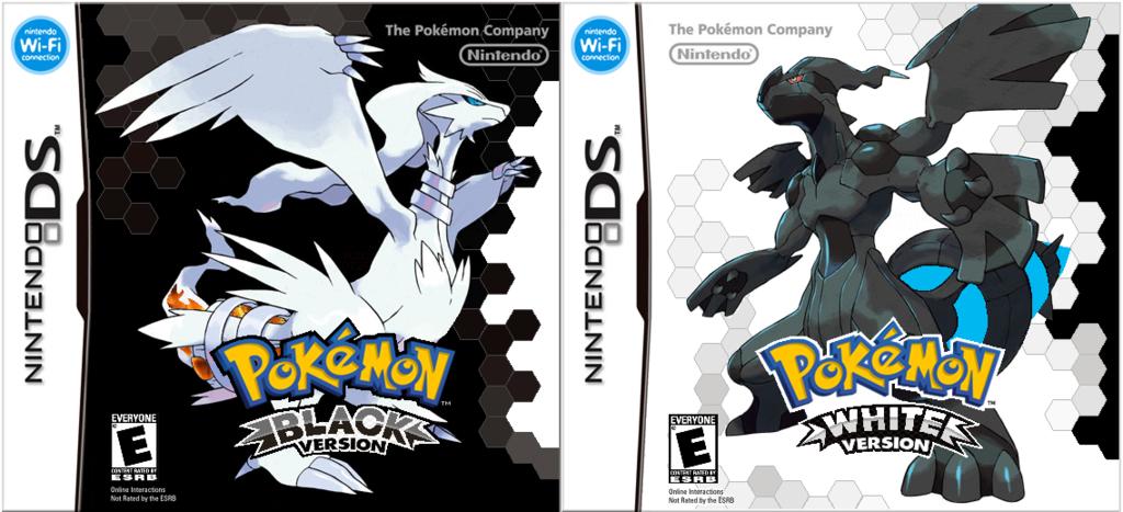 Pokémon Blanca, Negra, Blanca 2 y Negra 2