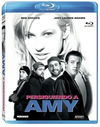 Persiguiendo a Amy (Blu-ray)