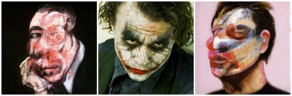 Francis Bacon y Joker