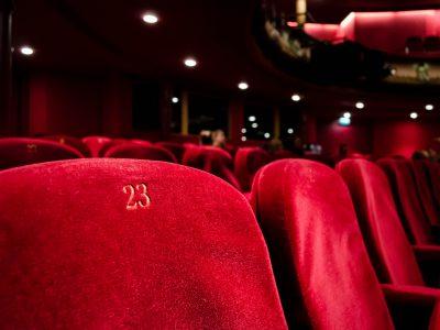 Butacas cine