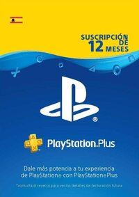 PlayStation Plus Suscripción 12 Meses | Código de descarga