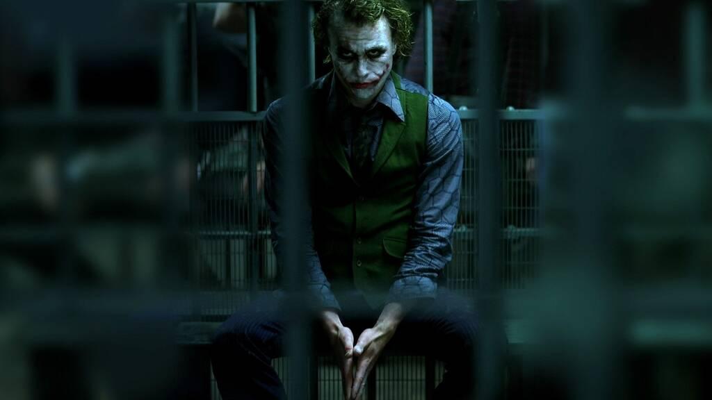 Joker, de Heath Ledger