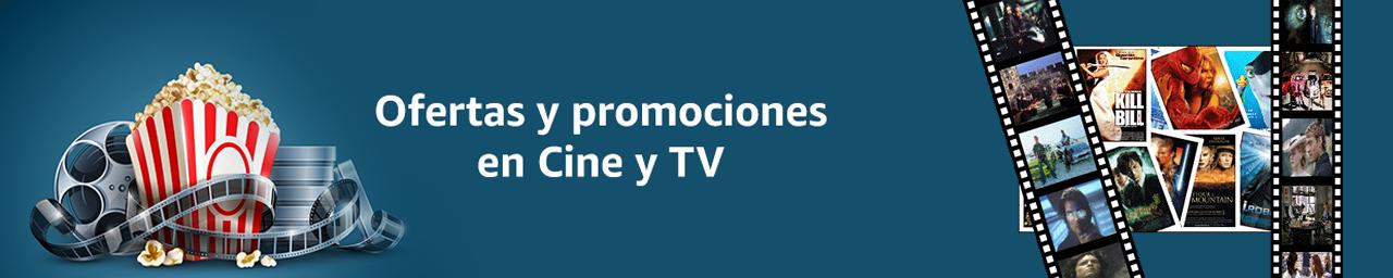 Ofertas en Cine y TV
