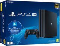 Playstation 4 Pro 1TB + 20€ Tarjeta Prepago
