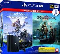 PlayStatio 4 Pro + God of War + Horizon Zero Dawn