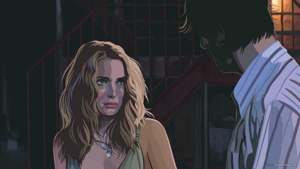 Winona Ryder en 'A Scanner Darkly'