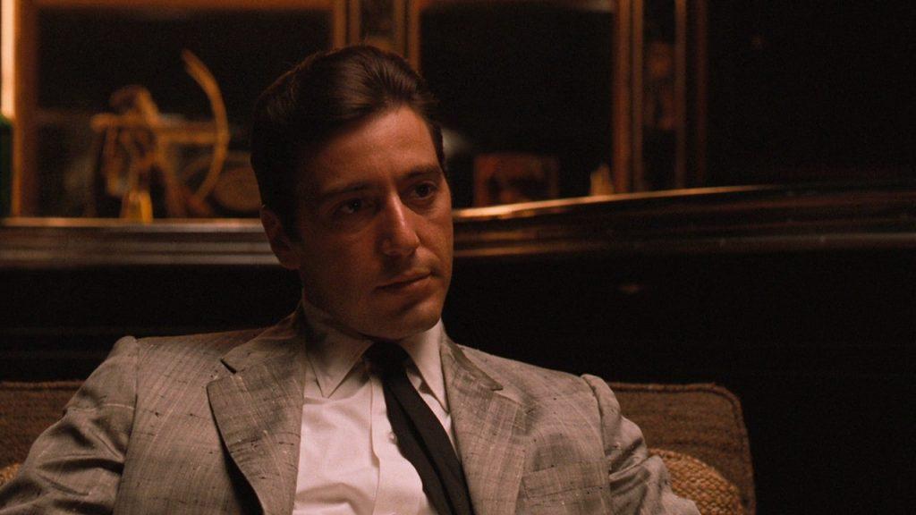 Al Pacino en 'El Padrino: Parte II'