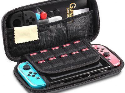 iAmer 11 - Funda para Nintendo Switch
