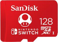 Tarjeta SanDisk para Nintendo Switch de 128GB