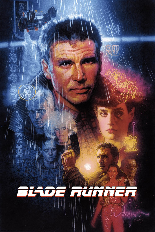 Cartel para Blade Runner