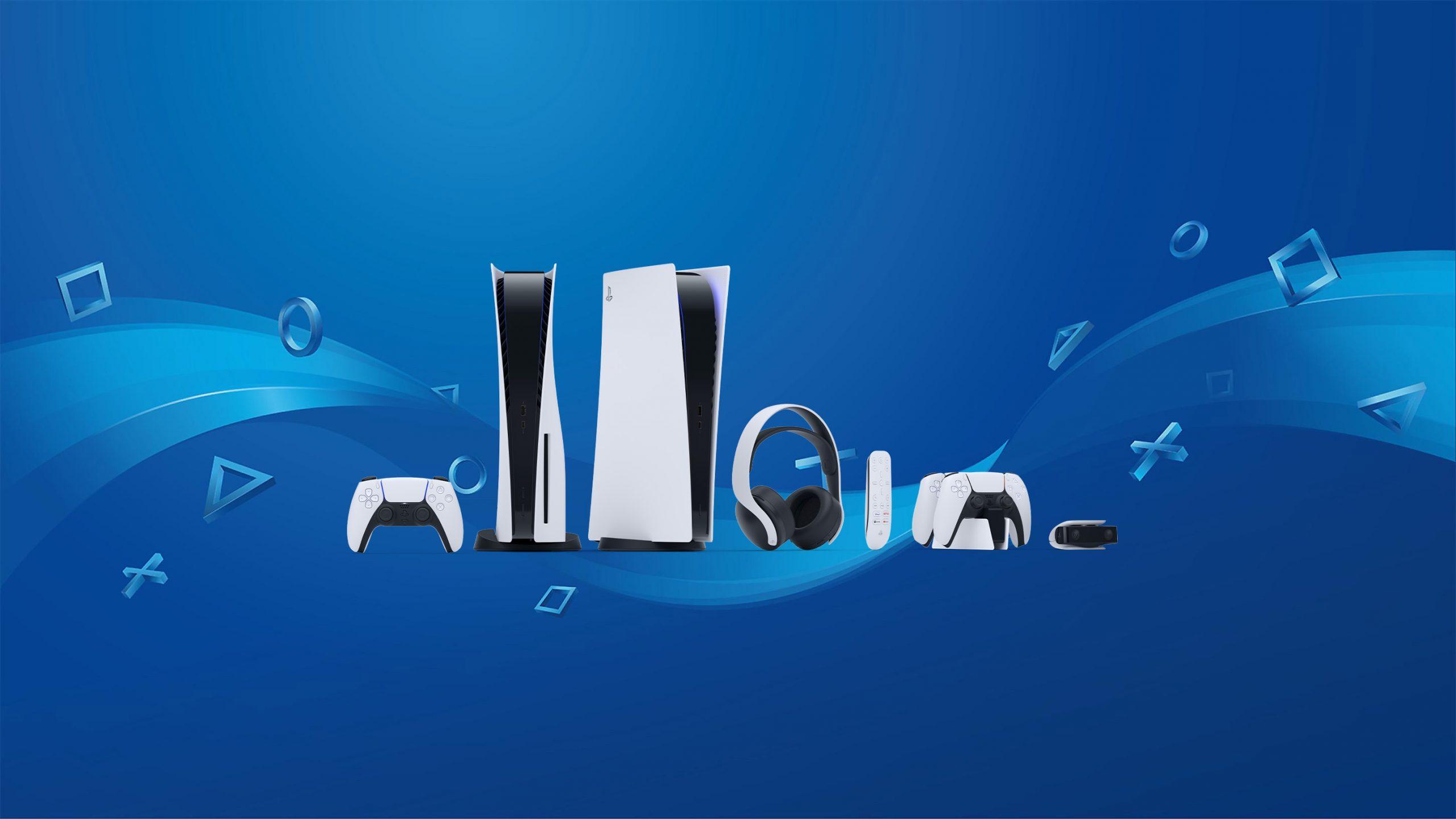 Wallpaper PlayStation 5
