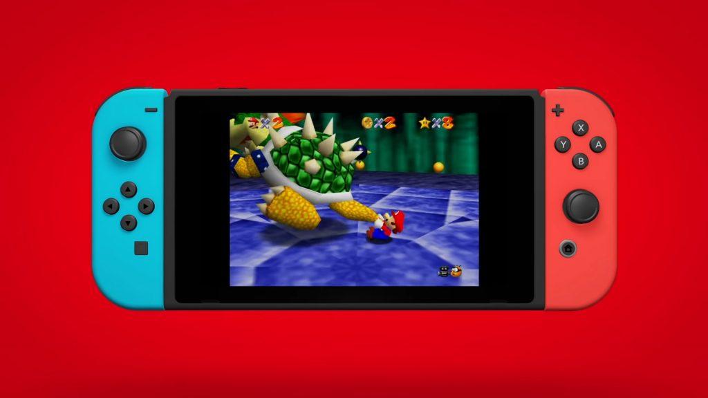 Super Mario 64 en Nintendo Switch contará con una relación de aspecto 4:3
