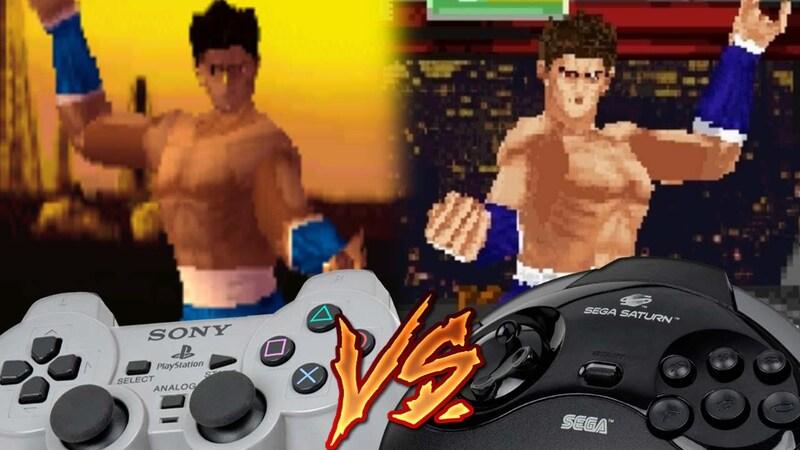 Sony vs SEGA