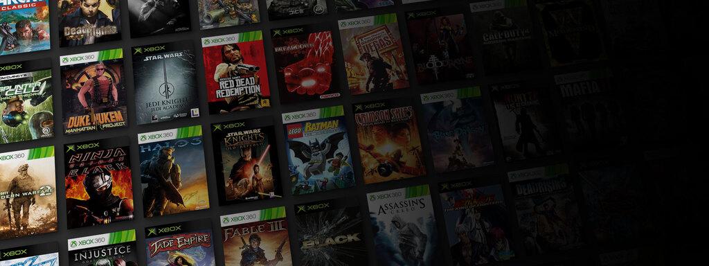 Banner juegos Xbox