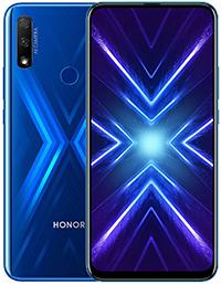 Honor 9X Smartphone Telefono Movil 4GB RAM 128GB ROM 6.6 Full HD+, 48 + 2MP Cámaras AI Traseras,16MP Camera Selfie Emergente,NFC Dual Sim,Azul