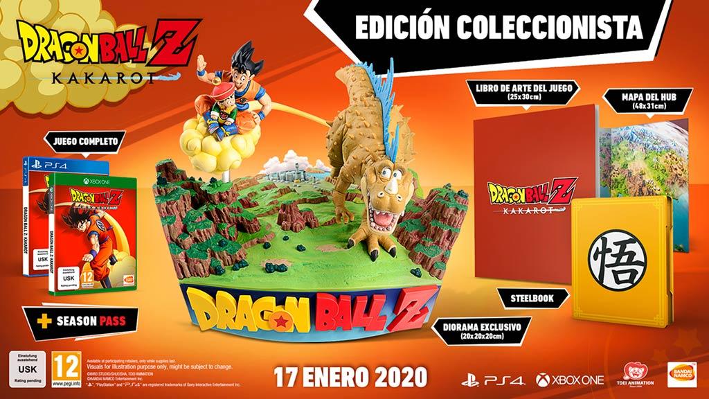 Dragon Ball Z: Kakarot - Coleccionista