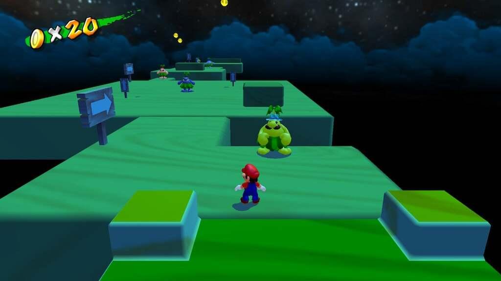 Lanzapeleles de Super Mario Sunshine