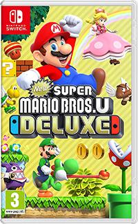 New Super Mario Bros U Deluxe (Importación inglesa)